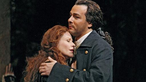 GP at the Met: Rodelinda