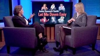 Paula Zahn Interviews Anna Deavere Smith