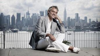 Andrea Bocelli Live in Central Park