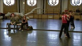 La Danse: Rehearsal with Wayne McGregor