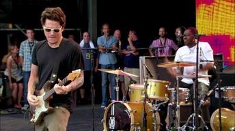 "John Mayer Trio plays ""Who Did You Think I Was"""