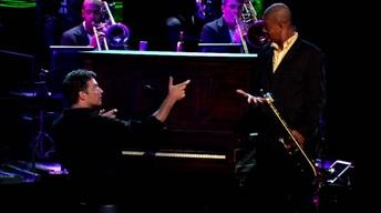 "Harry Connick Jr. performs ""Take Her to Mardi Gras"""