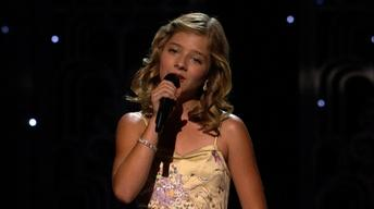 "S37: Jackie Evancho: Music of the Movies ""Pure Imagination"""