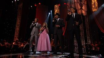"Jackie Evancho: Music of the Movies ""Come What May"""