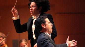 Celebracion! Dudamel, Florez, and the L.A. Philharmonic image