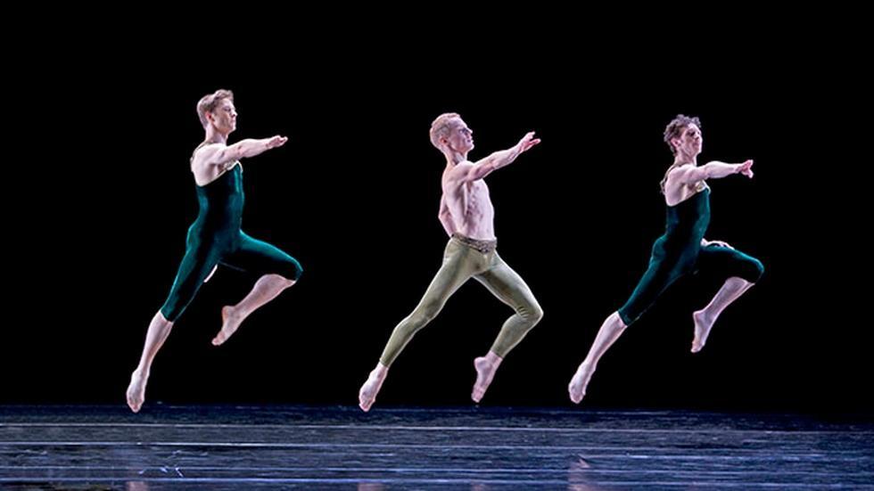 Paul Taylor Dance Company in Paris image