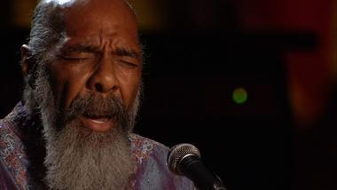 "Richie Havens Performs ""Freedom"""