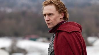 "Tom Hiddleston Previews ""The Hollow Crown"""
