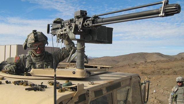 Warrior Weapons image