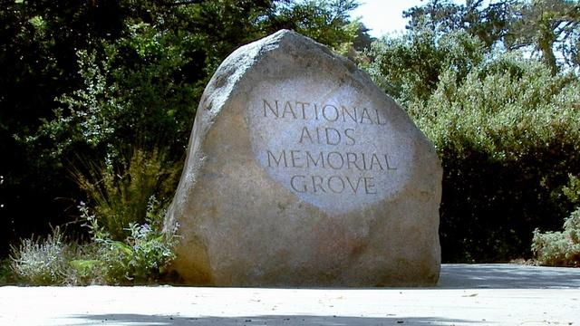 The National AIDS Memorial Grove