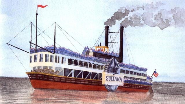 Tackling the mystery of the SS Sultana