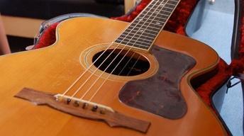 Josh White Guitar