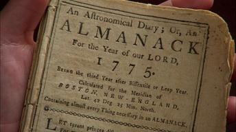 1775 Almanac: Diary of the Revolution