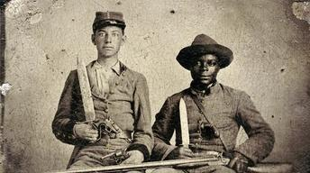 S9 Ep12: Wearing the Confederate Uniform: Slave or Soldier?