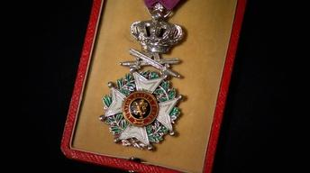 Order of Leopold: A Medal of High Honor from Belgium