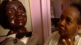 Black Ventriloquist Dummy
