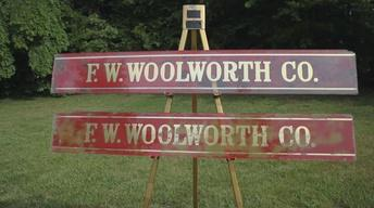 Woolworth Signs