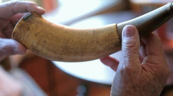 Cobb Powder Horn