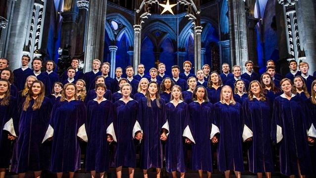 Christmas in Norway with the St. Olaf Choir | Preview