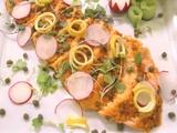 Howdini | How to make roasted salmon with lemon dill sauce