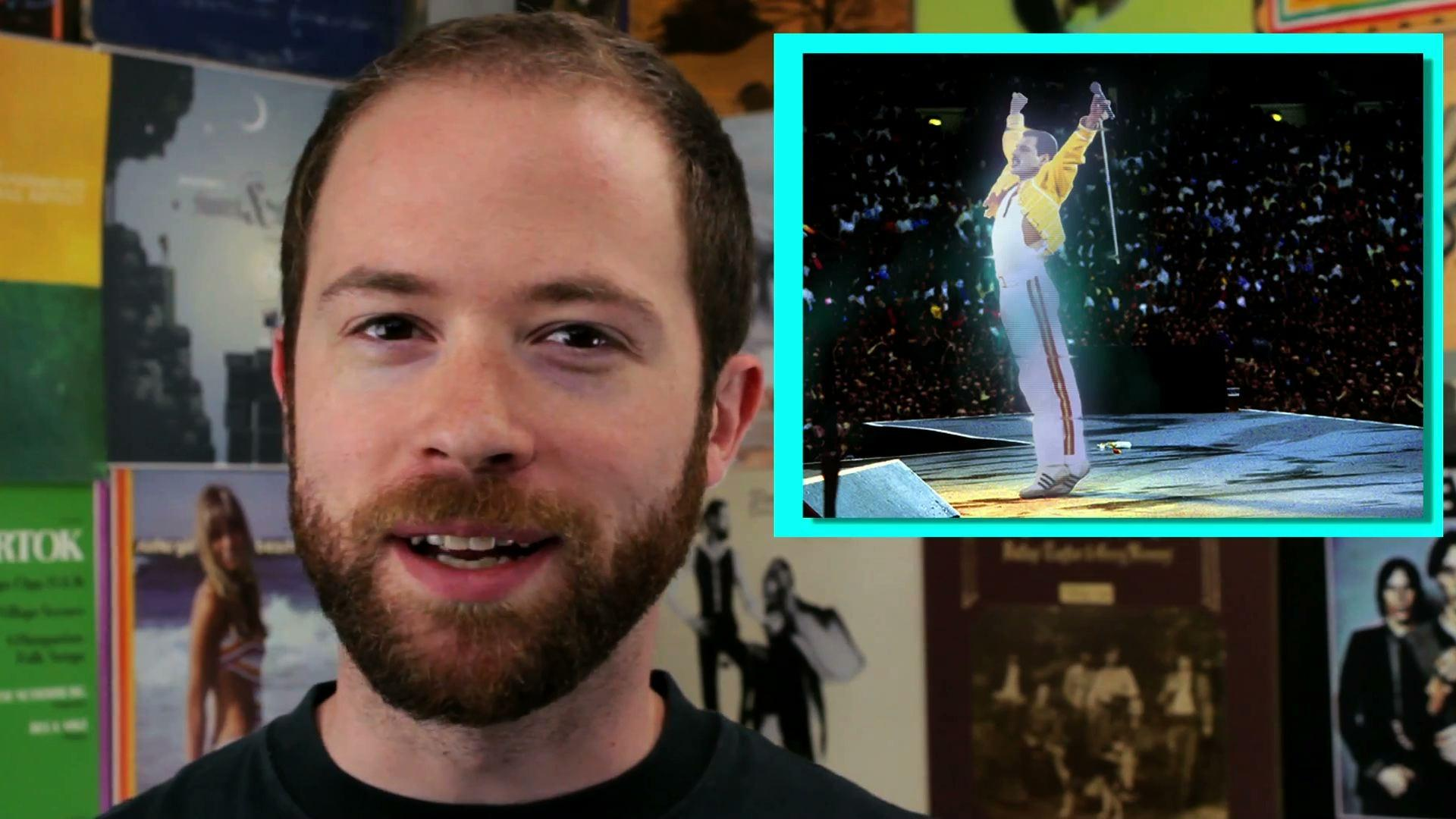 Are Holograms Nostalgia or a New Form of Art? image