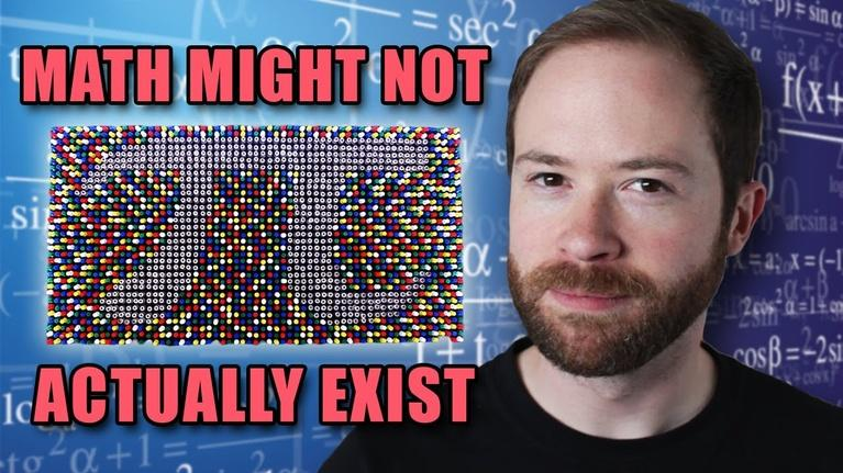 Idea Channel: Does Math Really Exist?