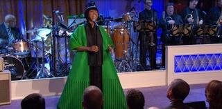 Patti LaBelle Performs