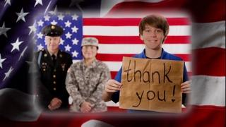 A Salute to the Troops: Promo