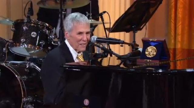 Burt Bacharach and Hal David: The Gershwin Prize