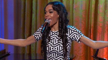 """In Performance at The White House -- Michelle Williams Performs """"Say Yes"""""""