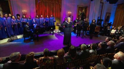 """In Performance at The White House -- """"The Gospel Tradition: In Performance at the White House"""""""