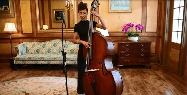 Esperanza Spalding: Behind the Scenes Performance