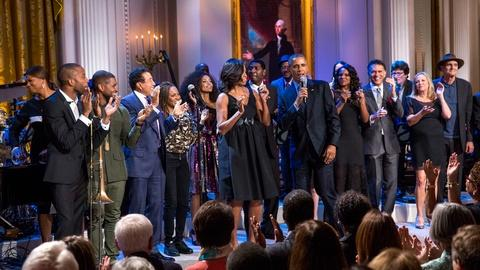 In Performance at The White House -- S2016 Ep1: A Celebration of American Creativity