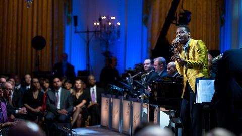 "In Performance at The White House -- S2016 Ep2: Leon Bridges Performs ""Lonely Avenue"""