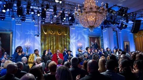 In Performance at The White House -- S2016 Ep2: Smithsonian Salutes Ray Charles