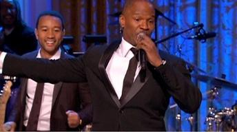 The Motown Sound: Jamie Foxx and Opening Medley