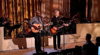 Behind the Scenes with Kris Kristofferson and Darius Rucker