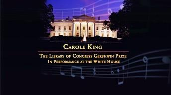 Carole King: Library of Congress Gershwin Prize