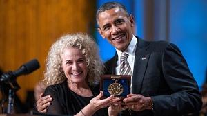 S2013 Ep2: Carole King: Library of Congress Gershwin Prize F