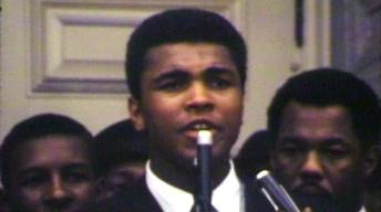 Muhammad Ali Confronted and Redeemed