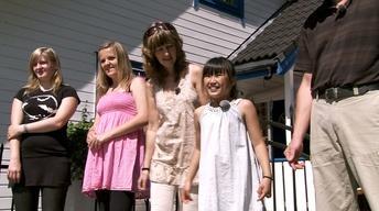 American Girl Meets Her Norwegian Twin