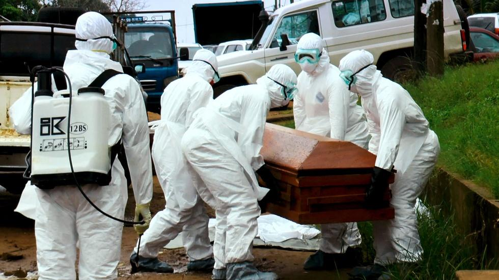 In the Shadow of Ebola image
