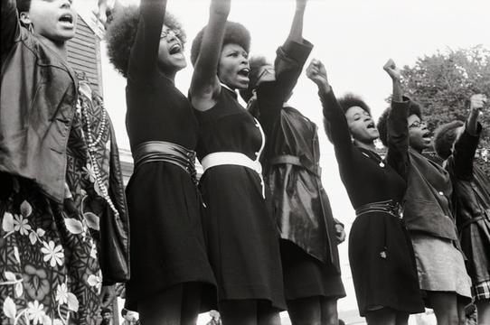 The Black Panthers: Vanguard of The Revolution (Theatrical)