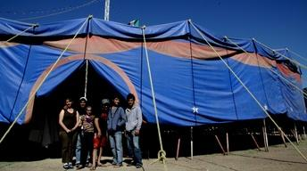 For a Circus Family, Life is a Balancing Act image
