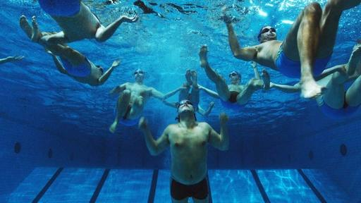 Men Who Swim Video Thumbnail