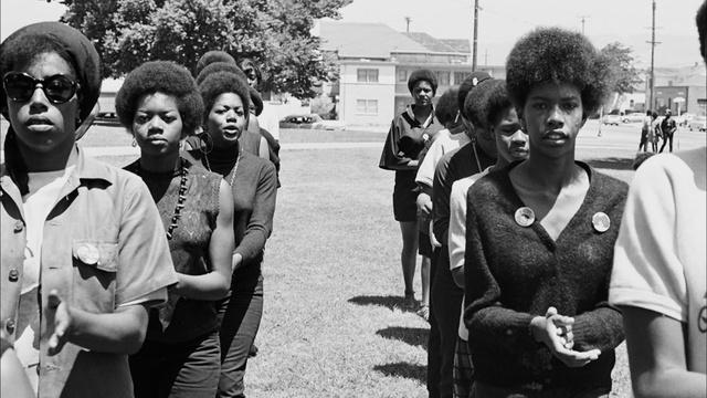 Women in the Black Panthers