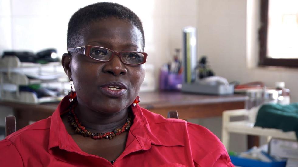 Rape is Civil War's Legacy in Sierra Leone image