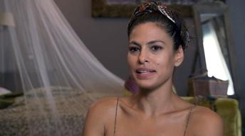 Eva Mendes on Bringing Girl Power to Sierra Leone