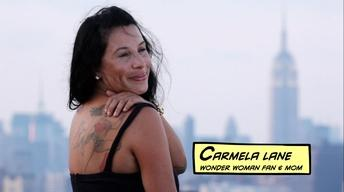 Meet Carmela: A Real Life Wonder Woman