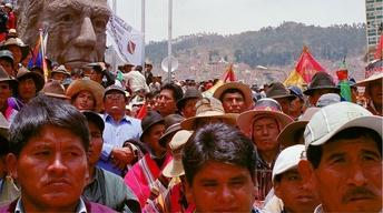 S5: Waiting for the Revolution: Boliviaĺ䁥_s Indigenous Wo